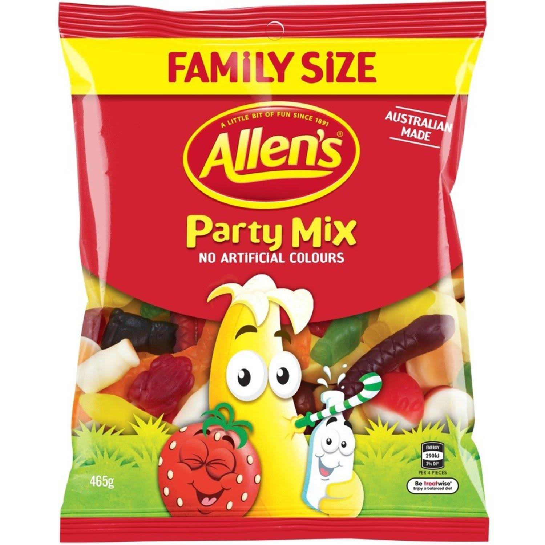 Allen's Party Mix CC & B, 465 Gram