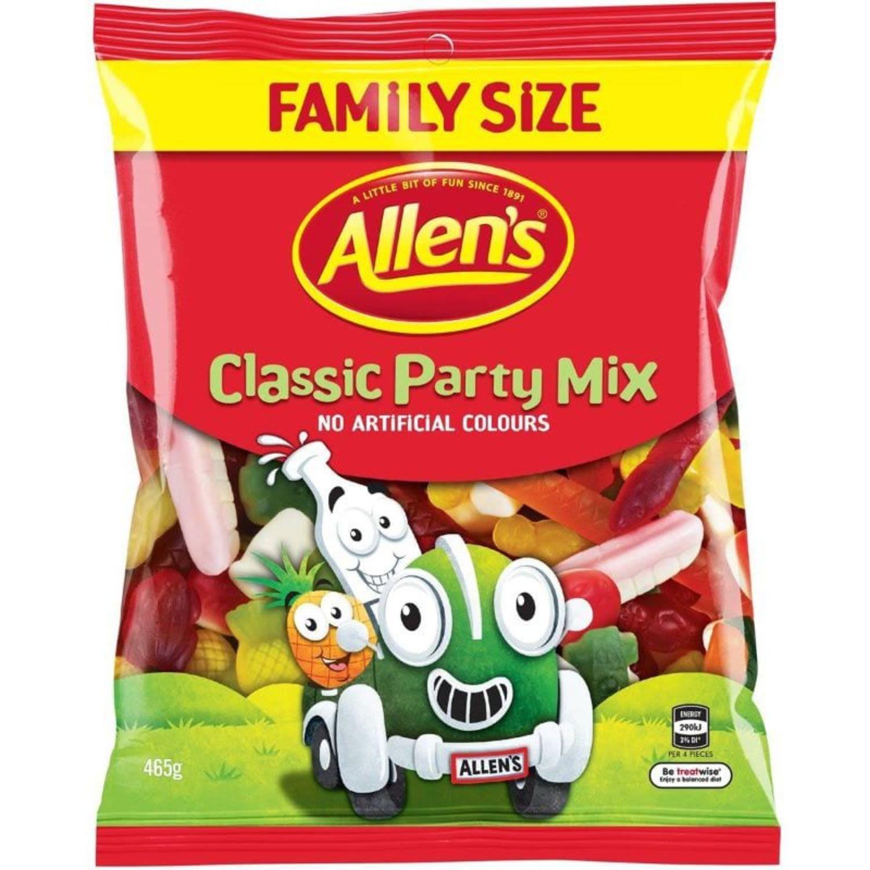 Allen's Party Mix Classic, 465 Gram