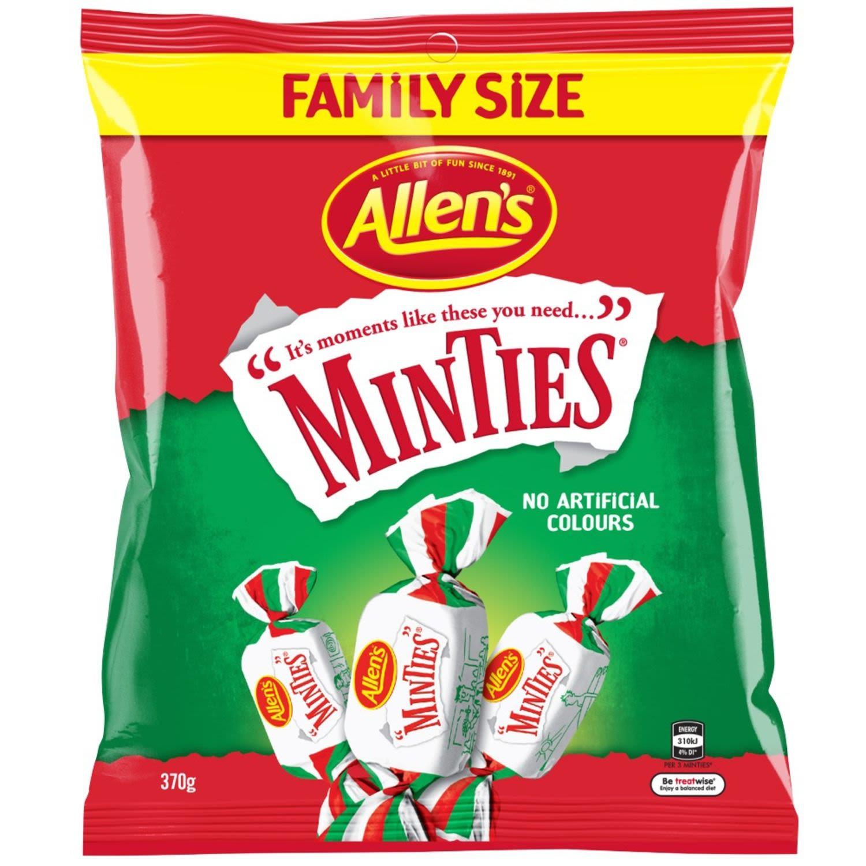Allen's Minties, 370 Gram