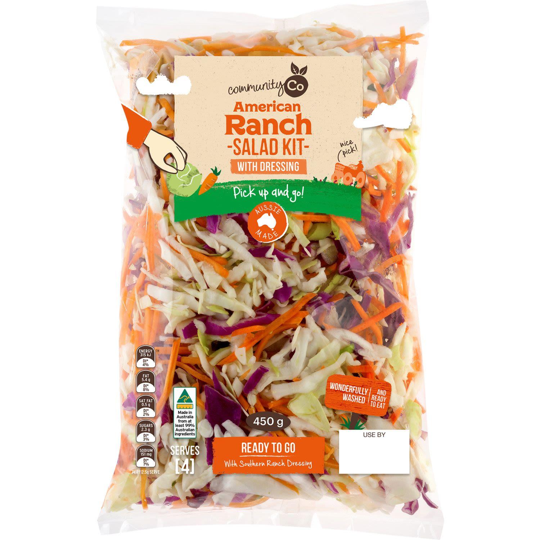 Community Co American Salad Kit, 450 Gram