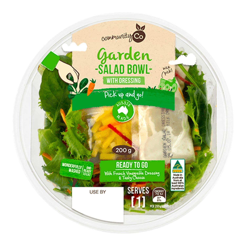 Community Co Garden Salad Bowl, 200 Gram