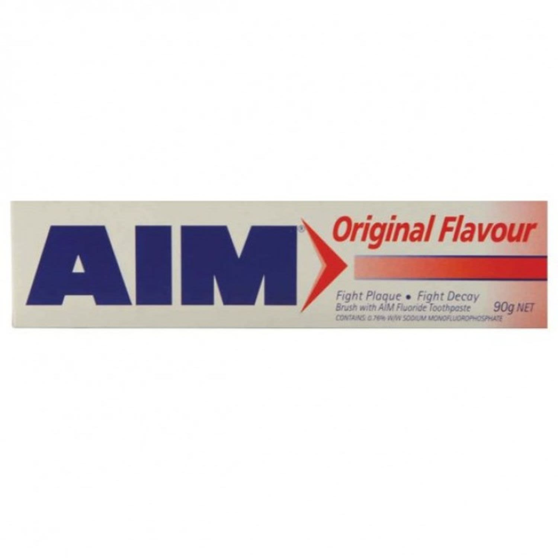 Aim Toothpaste Original, 90 Gram