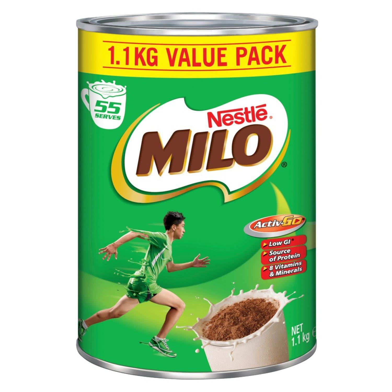 Nestlé Milo, 1.1 Kilogram
