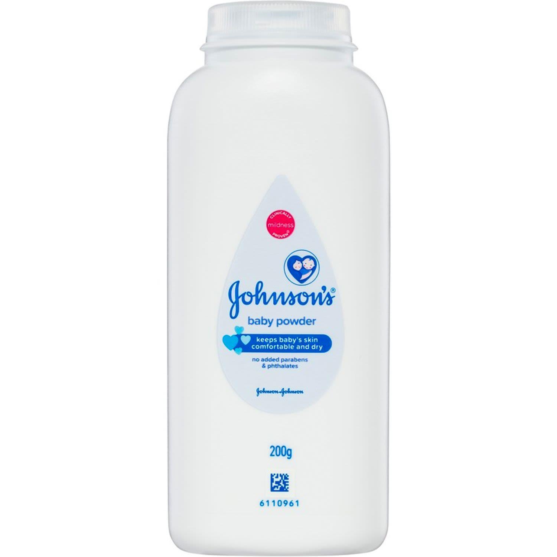 Johnson's Baby Powder, 600 Gram