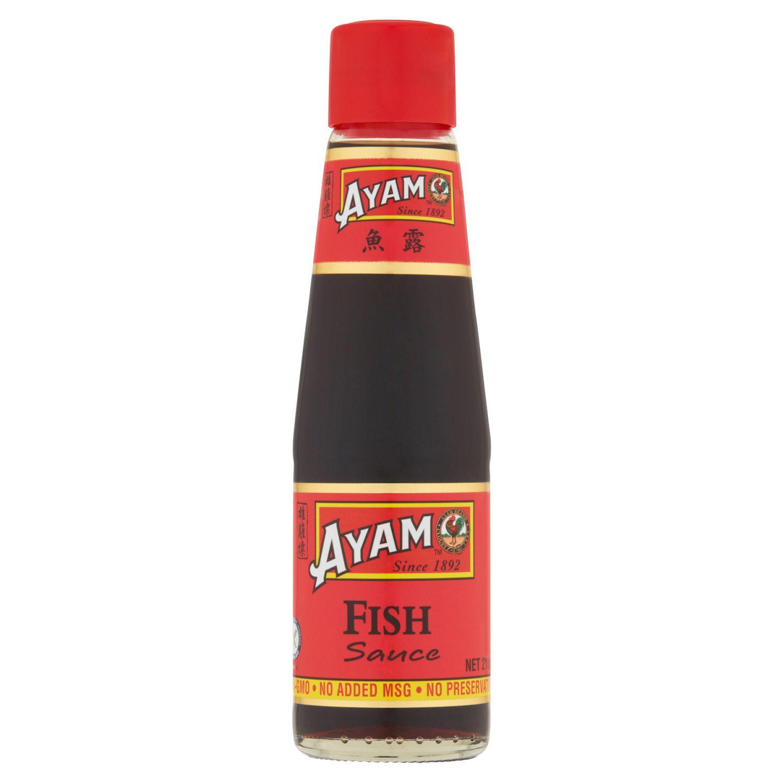 Ayam Fish Sauce, 210 Millilitre