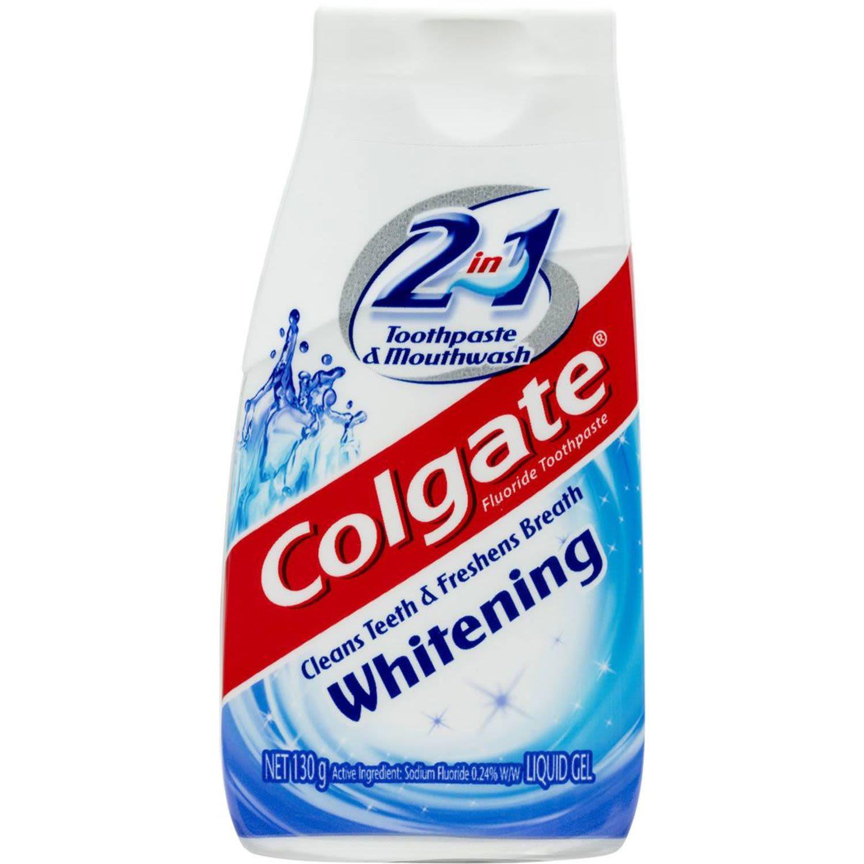 Colgate Gel 2in1 Whitening, 130 Gram