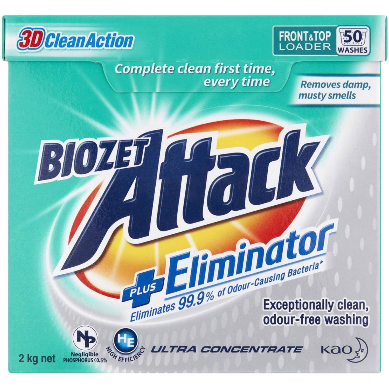 Biozet Attack Plus Eliminator, 2 Kilogram