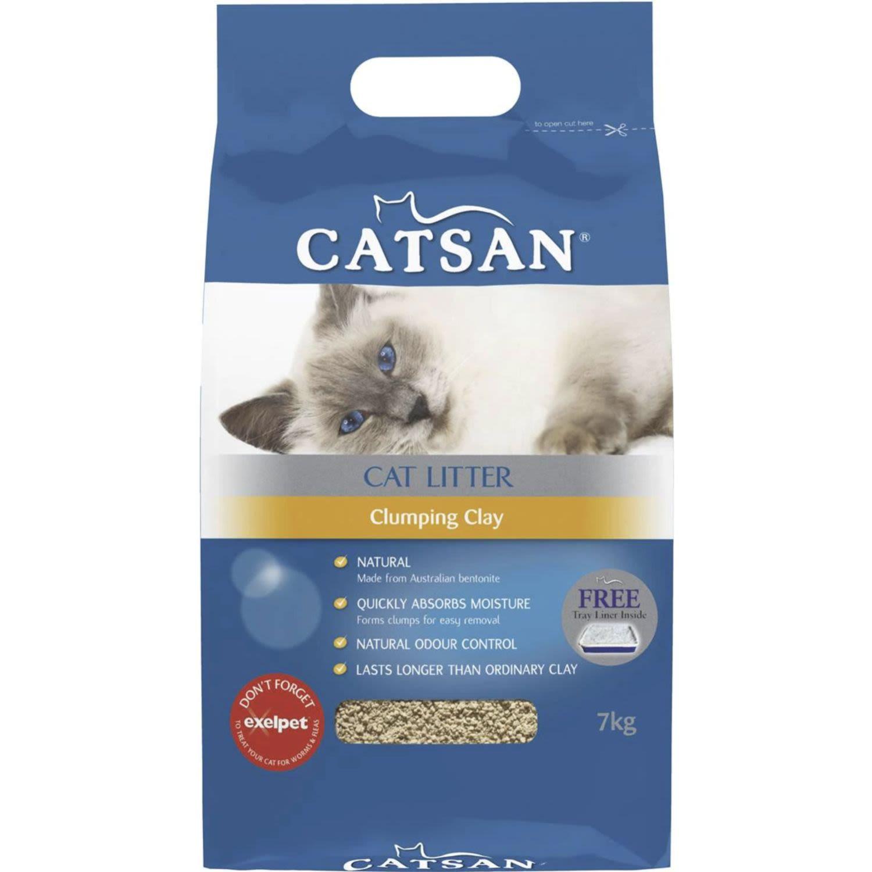 Catsan Cat Litter Ultra, 7 Kilogram