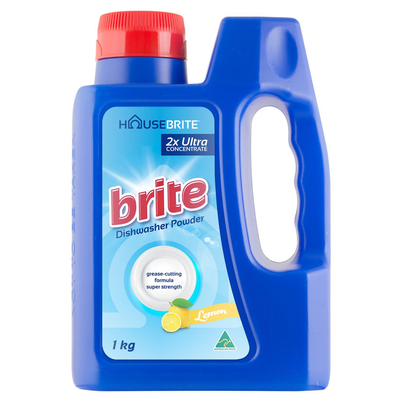 Brite Dishwasher Powder, 1 Kilogram