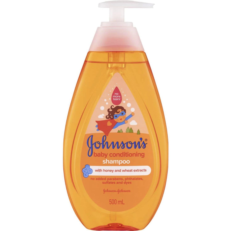 Johnson's Baby Conditioning Shampoo, 500 Millilitre