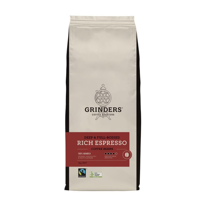 Grinders Coffee Beans Espresso, 1 Kilogram