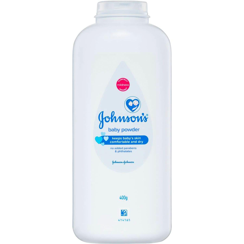 Johnson's Baby Powder, 400 Gram