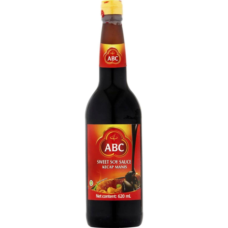 ABC Sweet Soy Sauce, 620 Millilitre