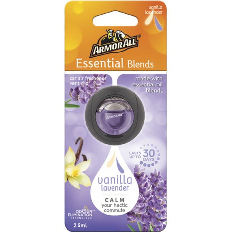 Armor All Essential Blends Vanilla Lavender, 1 Each