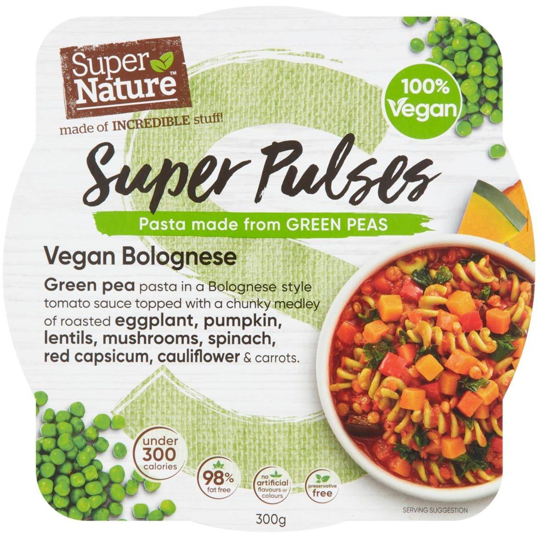 Super Nature Vegan Bolognese, 300 Gram