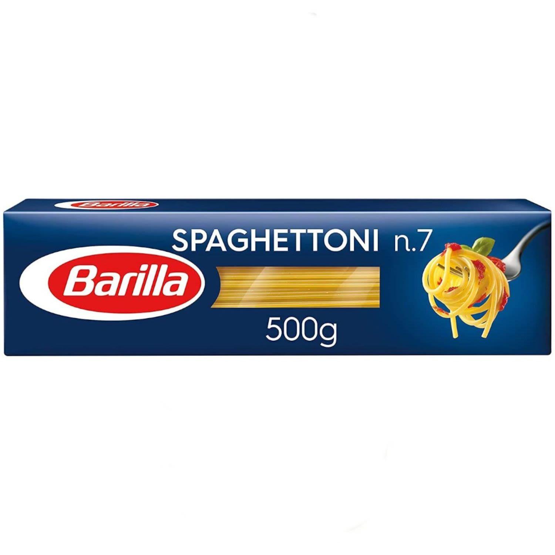 Barilla Spaghettoni N07, 500 Gram
