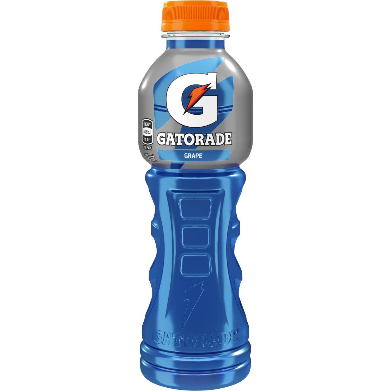 Gatorade Fierce Grape Sports Drink, 600 Millilitre