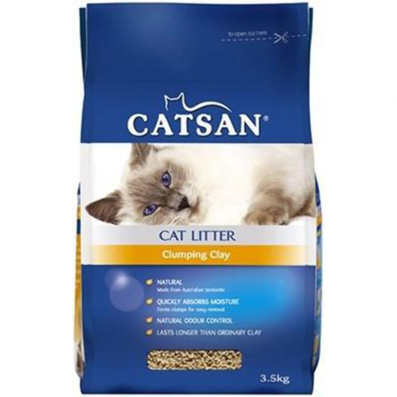 Catsan Cat Litter Ultra, 3.5 Kilogram