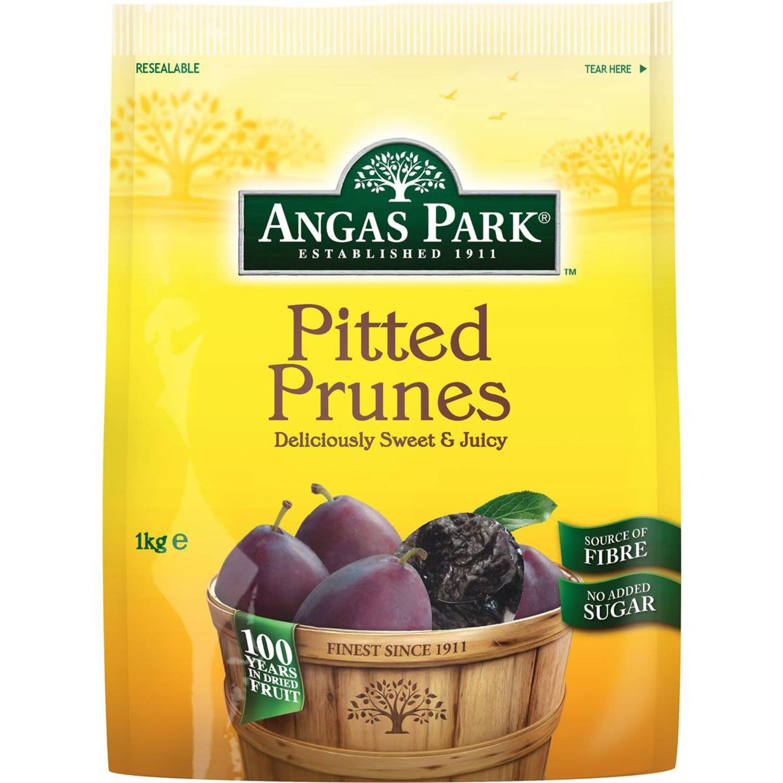 Angas Park Whole Prunes, 1 Kilogram