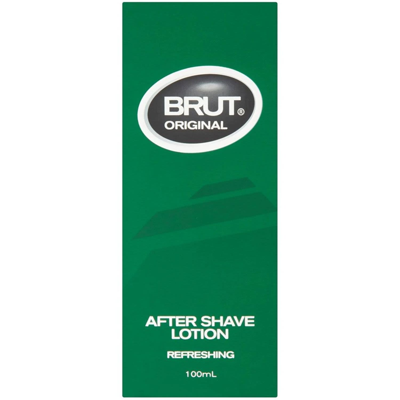 Brut Aftershave Boxed, 100 Millilitre