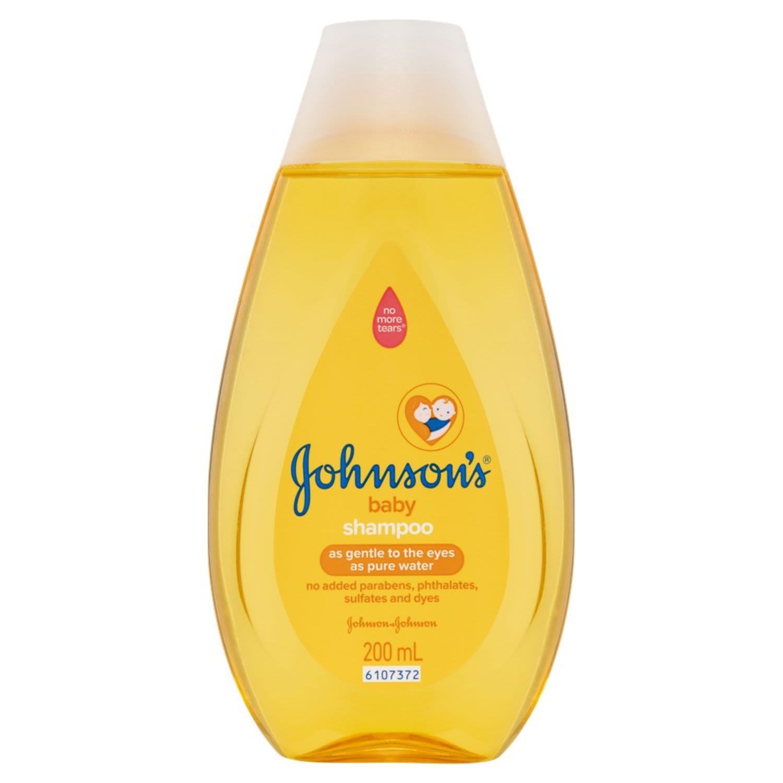 Johnson's Baby Shampoo Original, 200 Millilitre