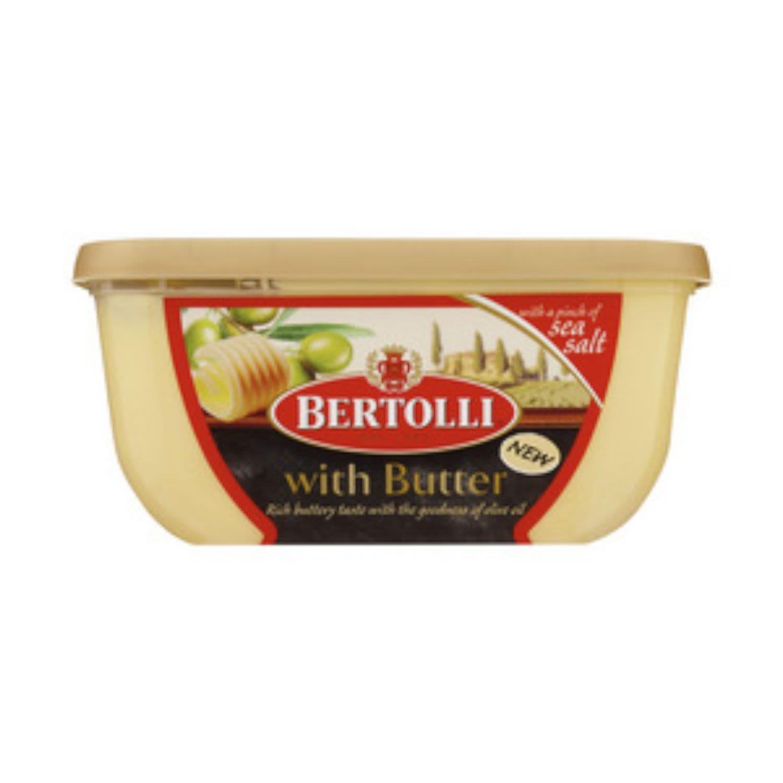 Bertolli Spread With Butter Salted, 400 Gram