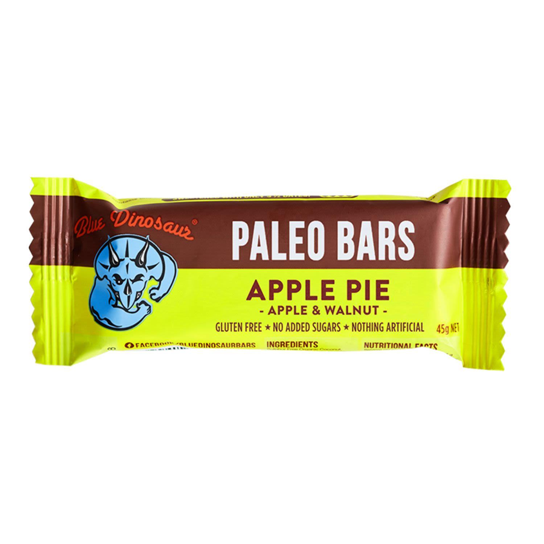 Blue Dinosaur Apple Pie Paleo Bar, 45 Gram