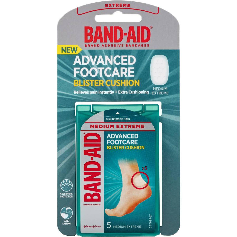 Band-aid Blister Cushion Medium, 5 Each