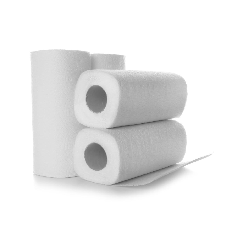Allure Paper Towel 3 Ply, 4 Each