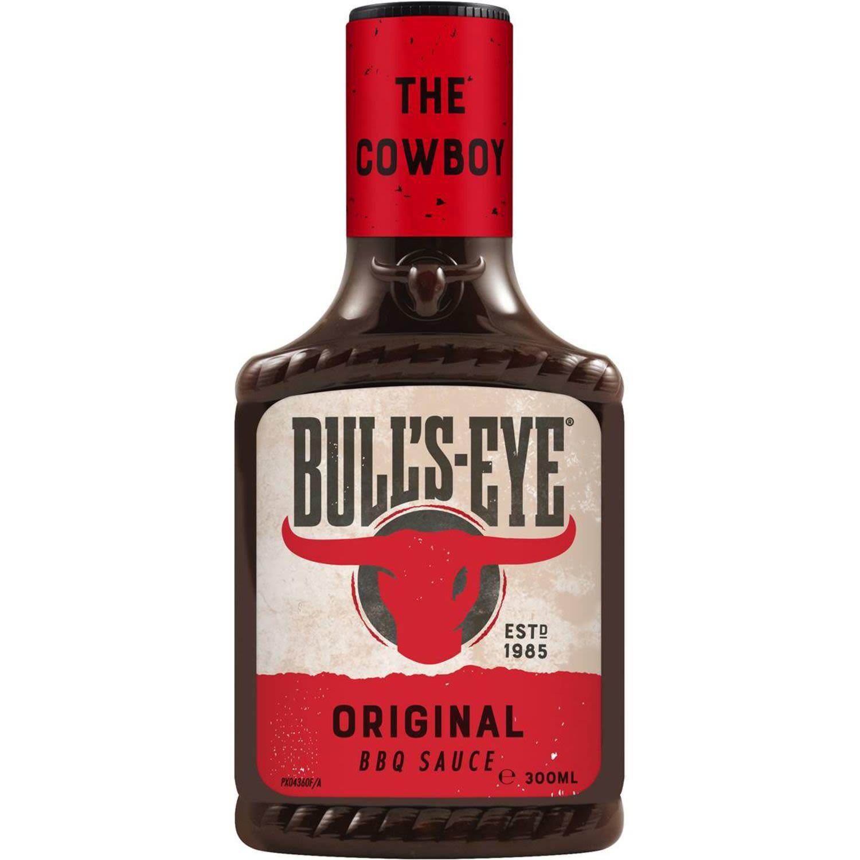 Bull's-Eye Original BBQ Sauce, 300 Millilitre