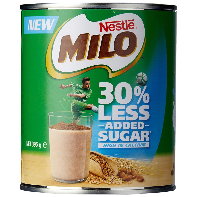 Nestlé Milo 30% Less Added Sugar, 395 Gram