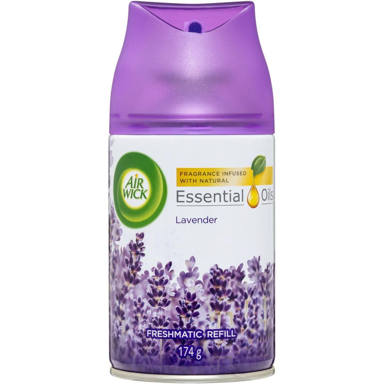Air Wick Essential Oil Freshmatic Refill Lavender, 174 Gram