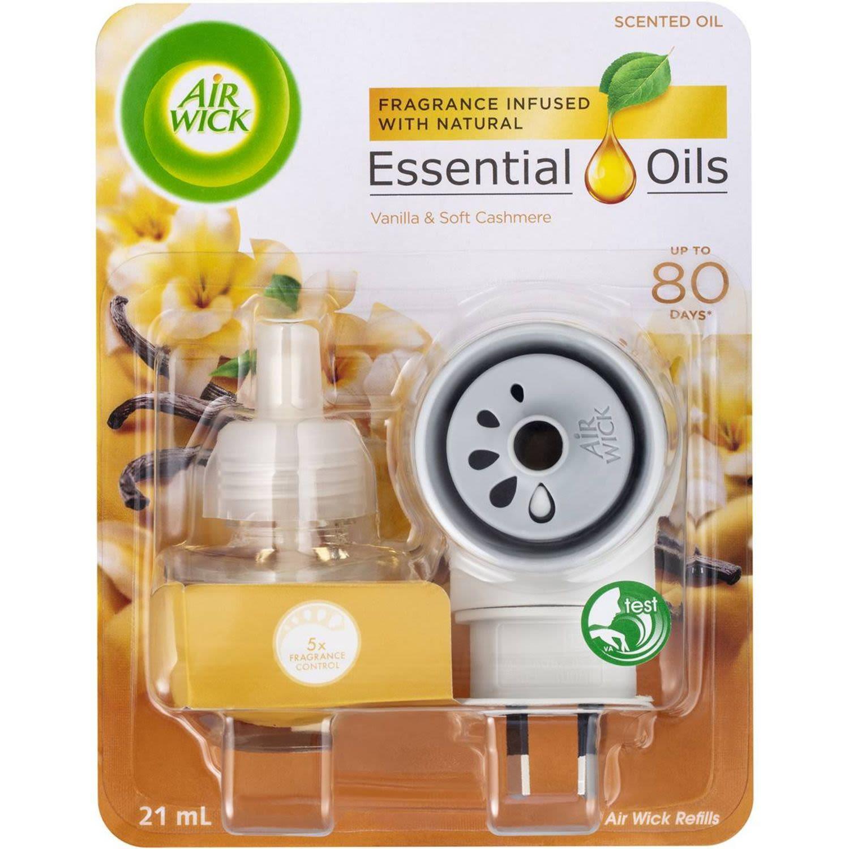 Air Wick Liquid Electric Vanilla & Soft Cashmere Prime, 21 Millilitre