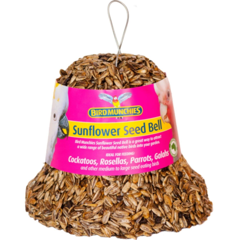 Bird Munchies Sunflower Bell, 585 Gram