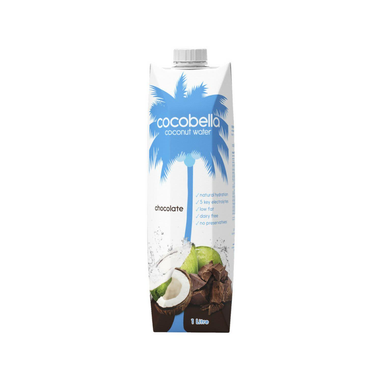 Cocobella Chocolate Flavoured Coconut Water, 1 Litre