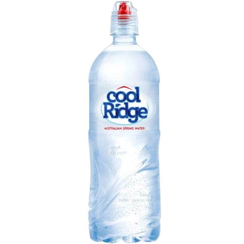 Cool Ridge Spring Water, 1 Litre