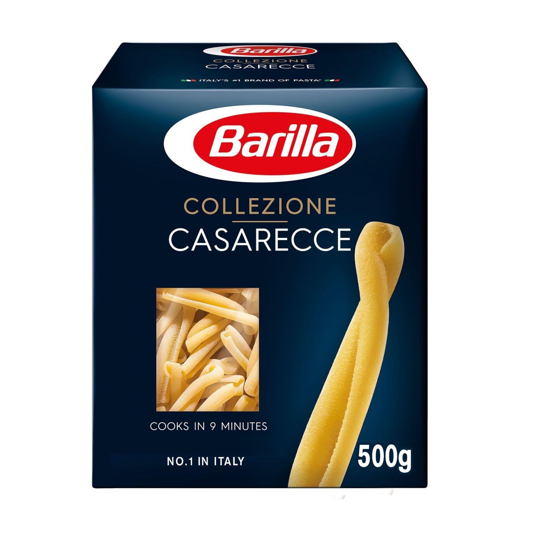 Barilla Casarecce Pasta, 500 Gram