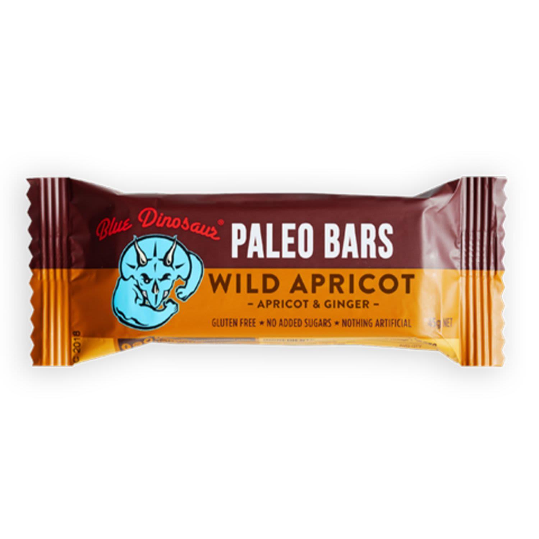 Blue Dinosaur Wild Apricot Protein Bar, 45 Gram