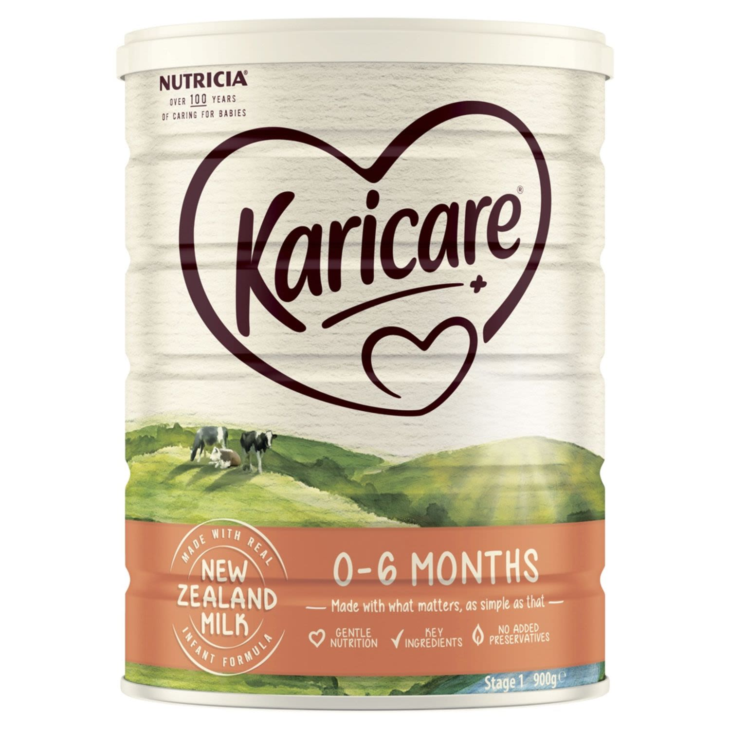 Karicare Stage 3 Goat Milk for Toddlers 12+ Months, 900 Gram