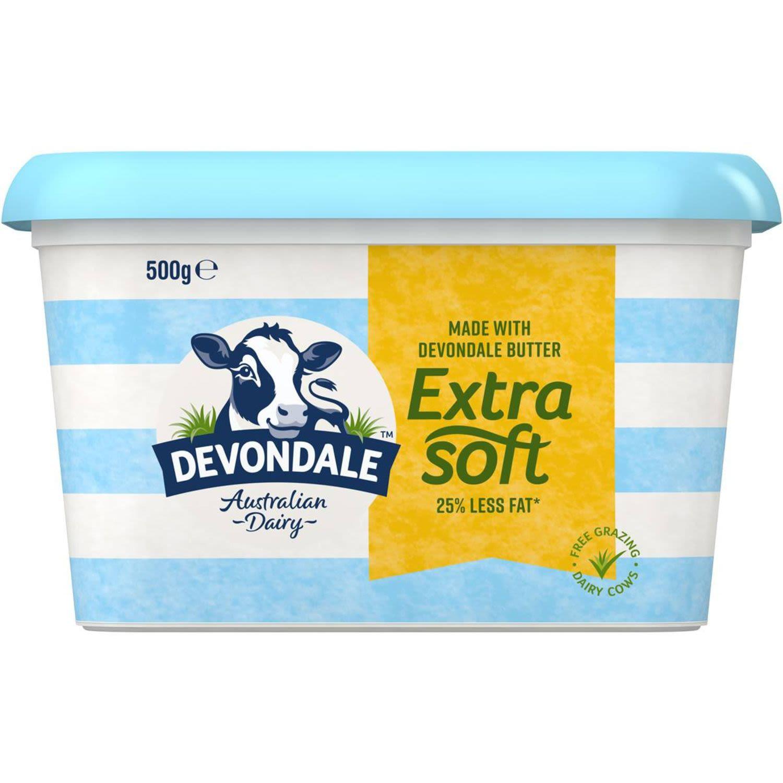 Devondale Extra Soft Butter Blend, 750 Gram
