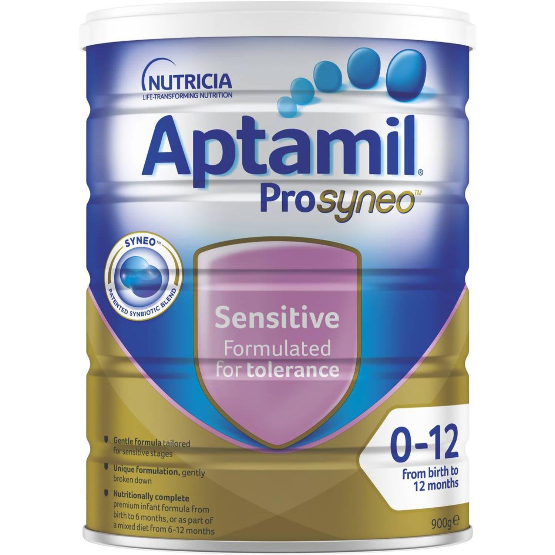 Aptamil Pro Syneo Infant Formula, 900 Gram
