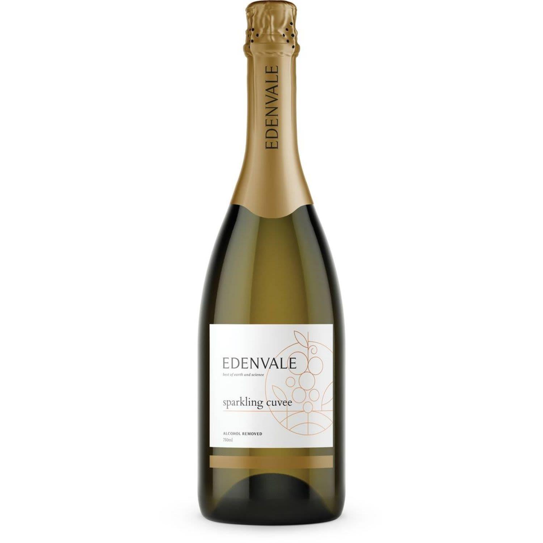 Edenvale Non Alcoholic Wine Sparkling Cuvee, 750 Millilitre