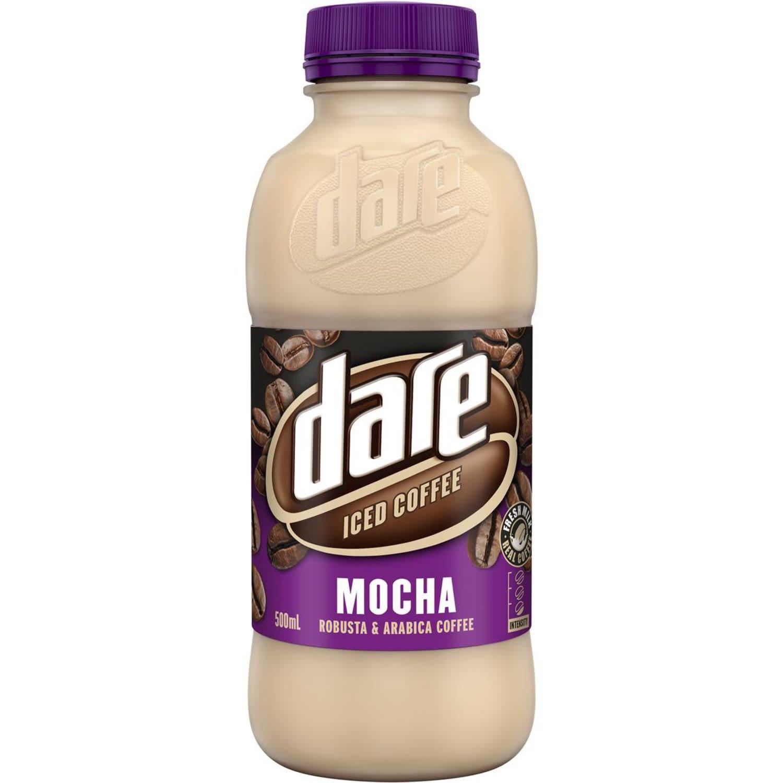 Dare Mocha Iced Coffee, 500 Millilitre