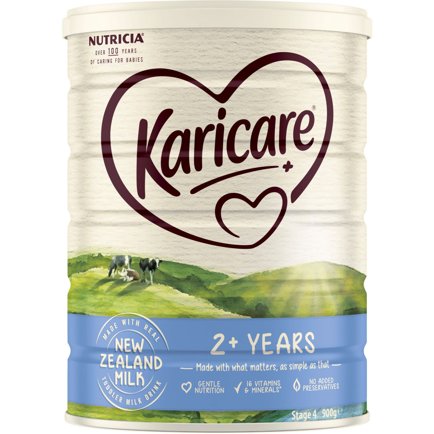 Karicare Toddler Formula Stage 4 From 2 Years, 900 Gram