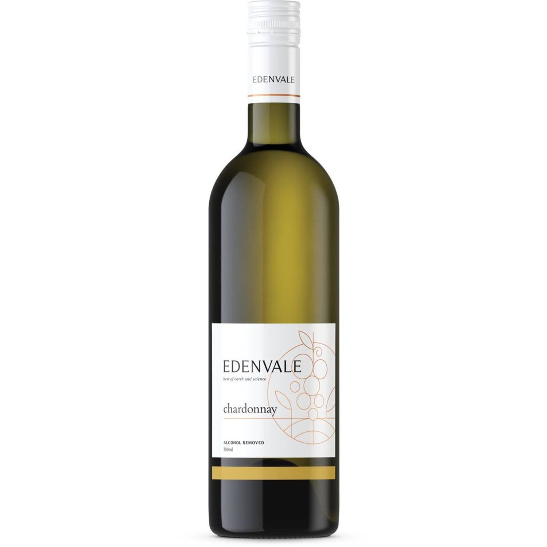 Edenvale Non Alcoholic Wine Chardonnay, 750 Millilitre
