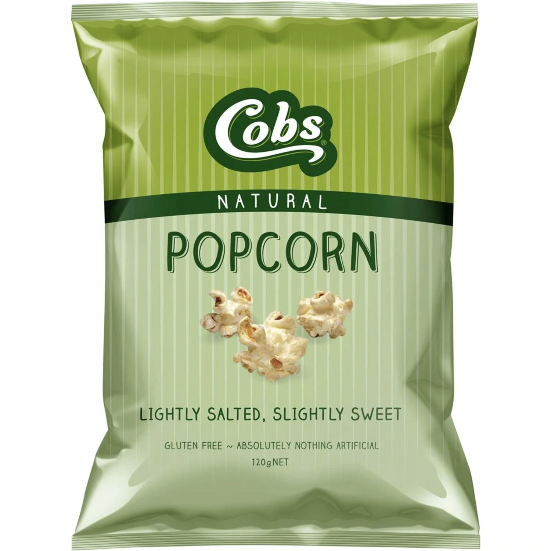 Cobs Popcorn Salted & Sweet, 120 Gram
