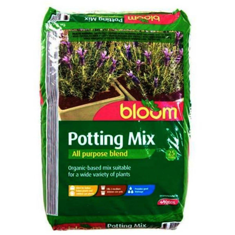 Bloom Potting Mix 25L, 1 Each