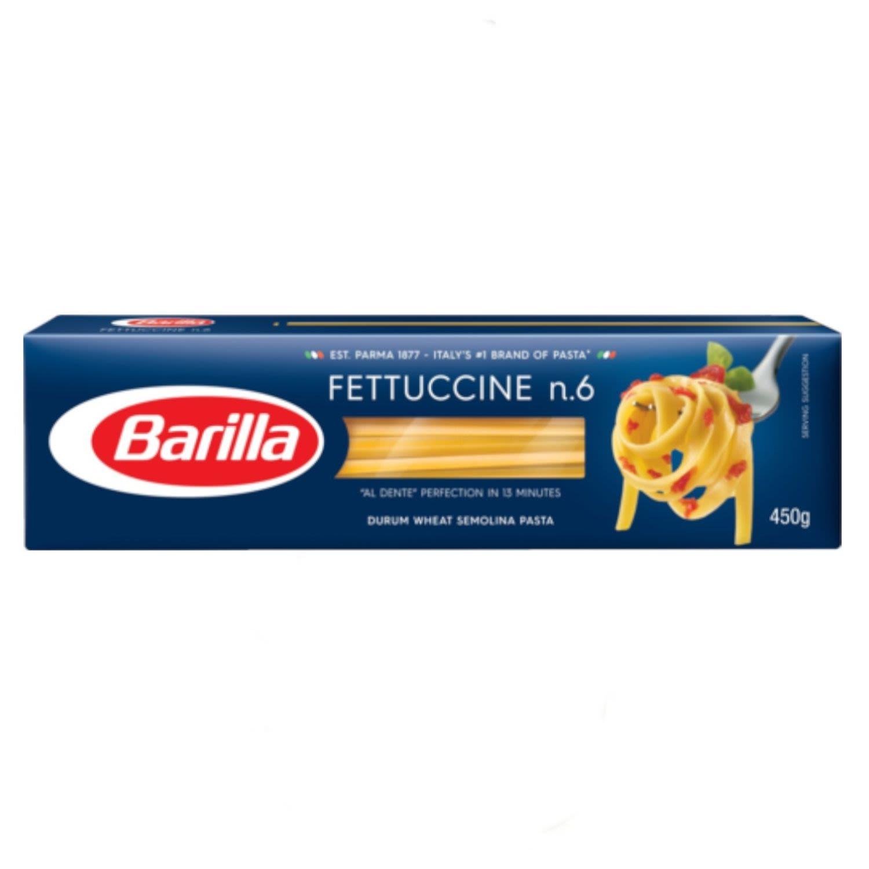 Barilla Fettuccine, 450 Gram