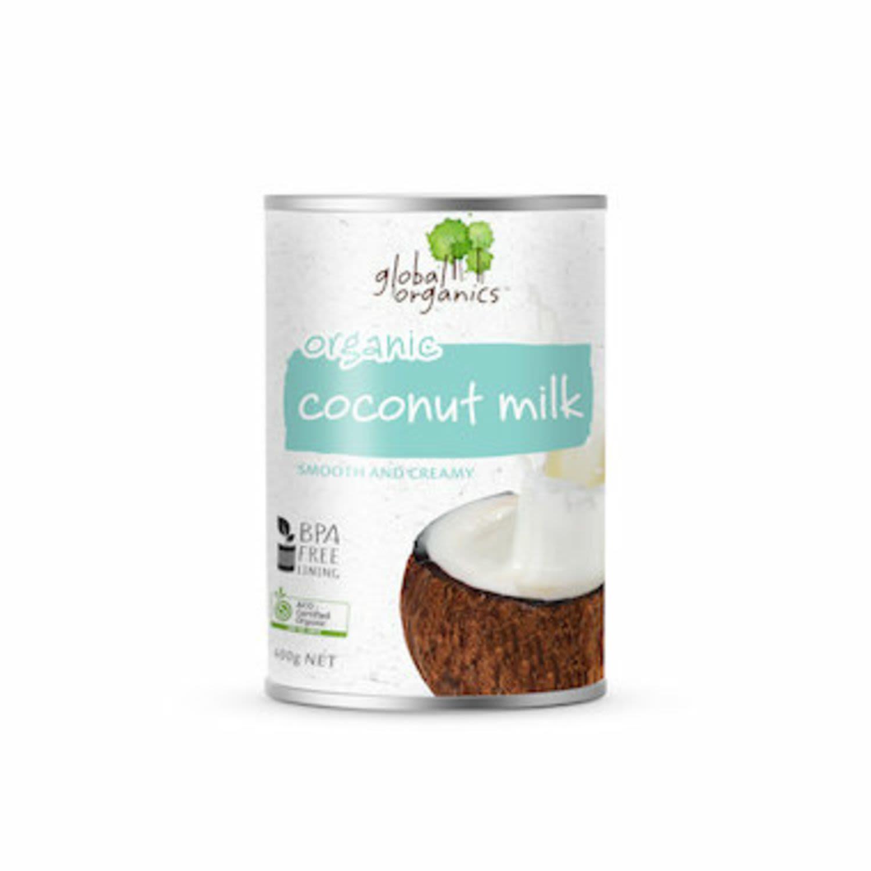 Coconut Milk Organic 17% fat, 400 Gram