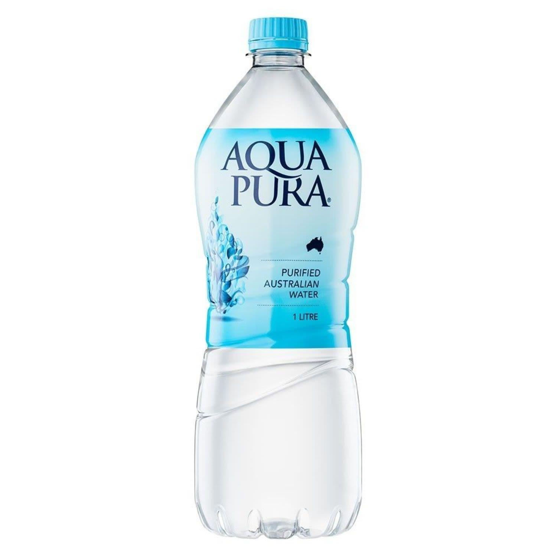 Aqua Pura Pure Water, 1 Litre
